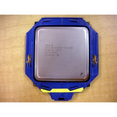 HP 670522-001 Intel Xeon E5-2680 8C 2.7GHz 20MB 130W Processor via Flagship Tech