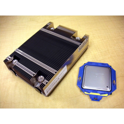 HP 745744-L21 DL360p Gen8 Xeon E5-2680 2.7GHz 8C 20MB Processor Screwdown Type via Flagship Tech