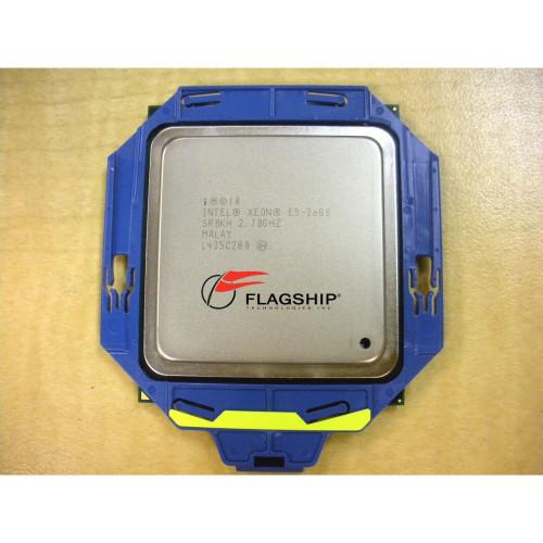 HP 745744-B21 DL360p Gen8 Xeon E5-2680 2.7GHz 8C 20MB Processor Screwdown w/Fans via Flagship Tech