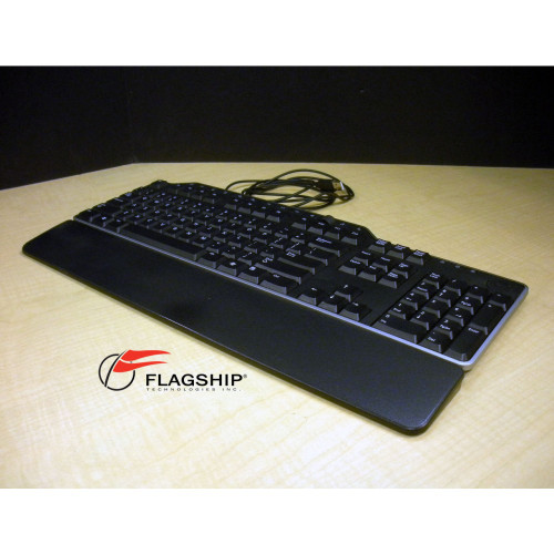 Dell 1RW52 USB Keyboard Black IT Hardware via Flagship Technologies, Inc, Flagship Tech, Flagship, Tech, Technology, Technologies