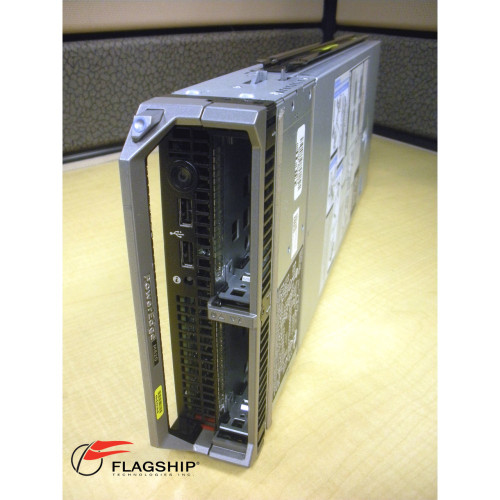 Dell PowerEdge M620 CTO Blade Server w/ 2x Heatsinks 0x0