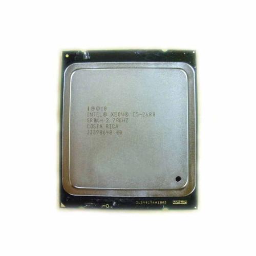 Intel SR0KH Processor 8-Core Xeon E5-2680 2.7GHz