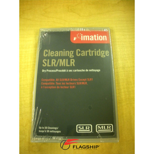 *New Imation 51122 12094 SLR/MLR Dry Process Cleaning Cartridge