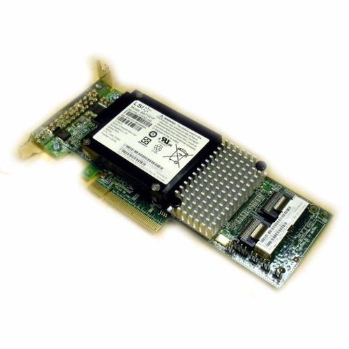 Sun 375-3701 8-Port 6Gbps SAS-2 RAID PCI Express HBA 7047503 371-4982 Battery
