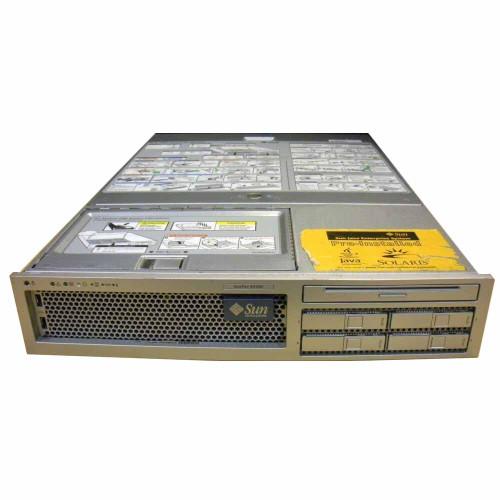 Sun X4200 A65-PGZ2 2x2.6GHZ Base