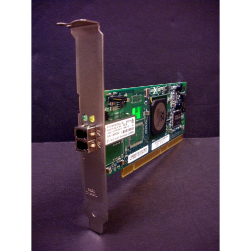 Sun 375-3383 2Gb PCI-X Single Fibre Channel Host Adapter SG-XPCI1FC-QL2 via Flagship Tech