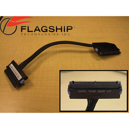 "Dell PowerEdge 2950 2970 SAS Backplane Cable 9.5"" MC360"