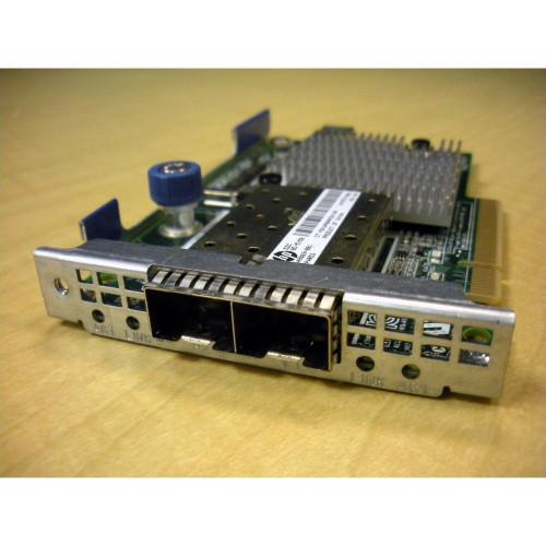 HP 684210-B21 649869-001 Ethernet 10GbE 2-Port 530FLR-SFP Adapter (684210-B21) via Flagship Tech