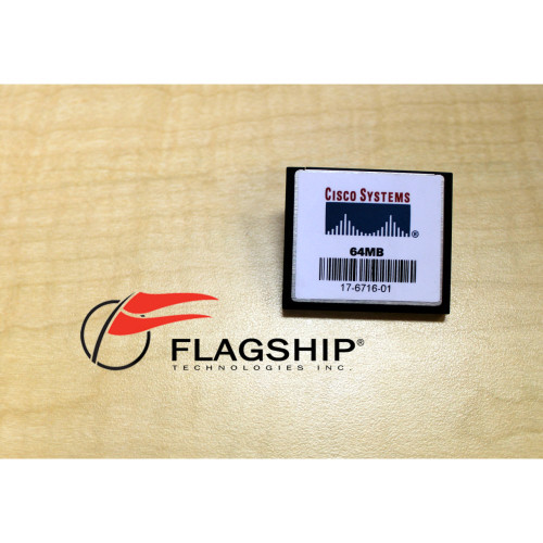 Cisco 17-6716-01 2800 Compact Flash 2800 Series