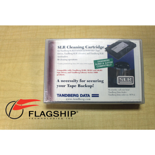 Tandberg 35l0844 Data SLR Cleaning Cartridge