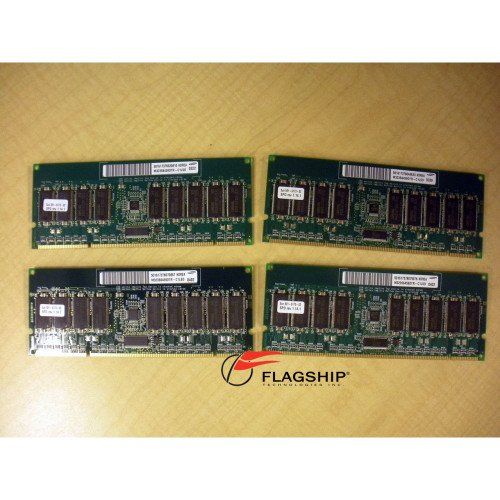 Sun X7063A 4GB (4x 1GB) Memory Kit for Blade 1000/2000/280R 501-6173