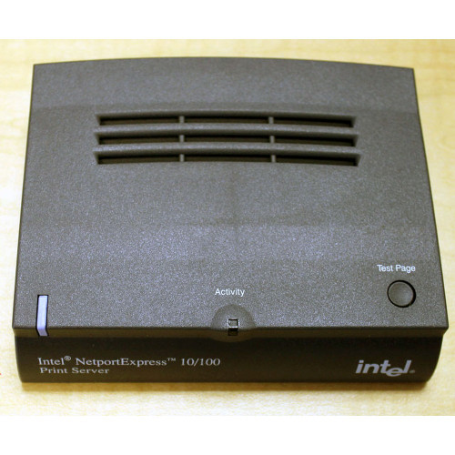 IBM 695352-010 Intel NetportExpress 10/100 Print Server (695352-010) via Flagship Tech