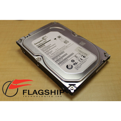 HP 662621-005 1TB 7.2K 6G 3.5 SATA Hard Disk Drive via Flagship Tech