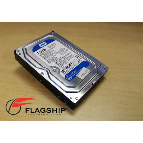 "Western Digital WD10EZEX WD Blue HP 637328-001 1TB 3.5"" Desktop Hard Drive"