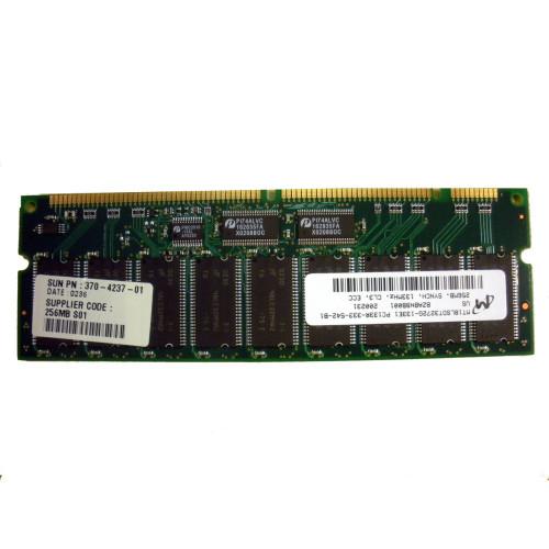 Sun X7091A 370-4237 256MB (1x 256MB) Memory Kit SDRAM DIMM via Flagship Tech