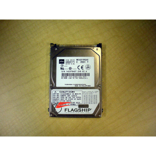 IBM MK4019GAX Toshibia 8455 MB HDD 2171 via Flagship Tech