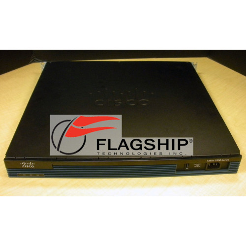 Cisco CISCO2901-SEC/K9 Cisco 2901 Router Security Bundle