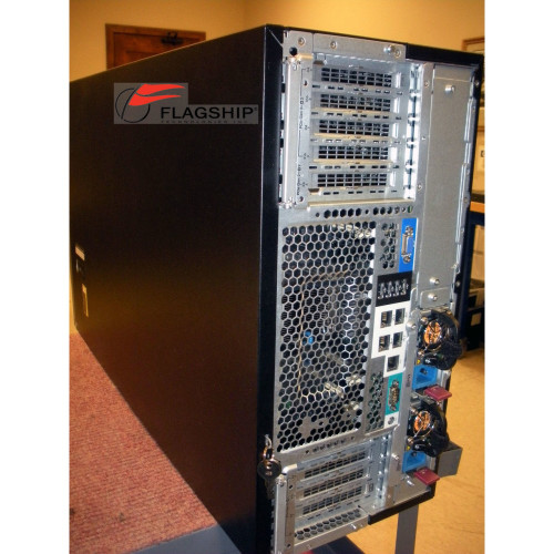 HP 736968-001 ML350p Gen8 E5-2650v2 2P 16GB 8SFF P420i/2GB 750W Tower Server