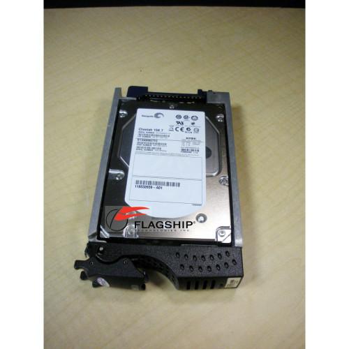 Seagate 9FL004-031 Cheetah EMC 118032659-A01 FC 3.5in 300GB 15k ST3300657FC