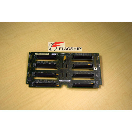 SUN 501-4189 8 SLOT SCSI BACKPLANE ASSM