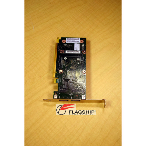 HP 707252-001 nVidia NVS310 512MB PCIe X16 Dual Display Video Card