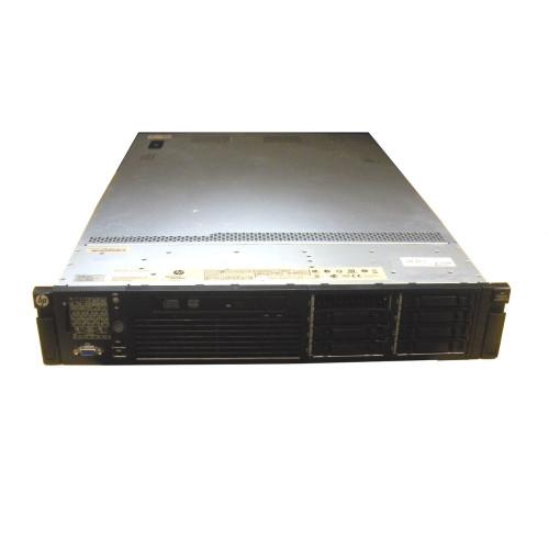HP Integrity rx2800 i4 Server AT101A 2x 9560 8c 32GB 2x 146GB HD Rack Kit DVD via Flagship Tech