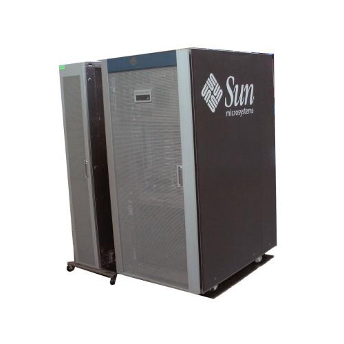 Oracle M9000-32P 32x 3.0GHz SPARC64 VII+, 1TB Memory 511-1379, Side Power Feed via Flagship Tech