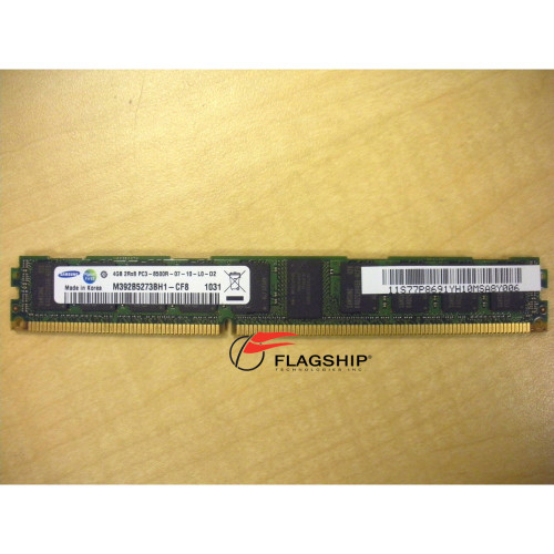 IBM 77P8691 4GB (1x 4GB) Memory Kit DDR3 VLP RDIMM BladeCenter