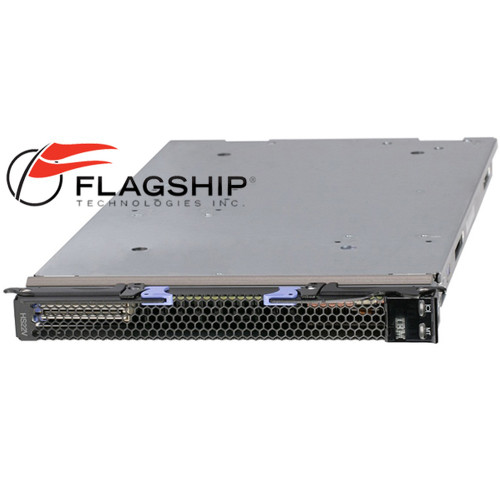 IBM 7871-H4U HS22V 6-Core X5670 2.93GHz/12MB (2P) 64GB Memory Blade Server