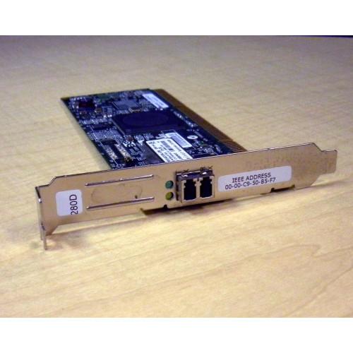 IBM 03N5014 4G Single Port FC Adapter 5758 5761-9406, 280D, 46K6838 via Flagship Tech