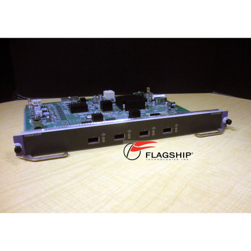 HP JD235A 7500 4 port 10GBE Ext Module via Flagship Tech