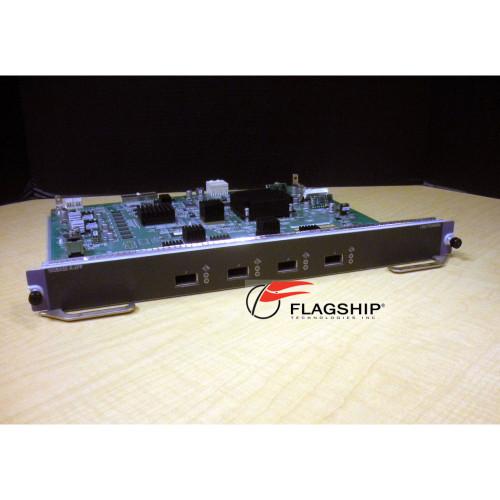 HP JD235A 7500 4 port 10GBE Ext Module via Flagship Tech