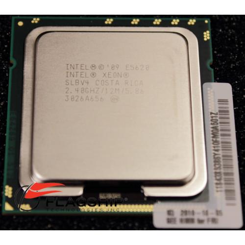 IBM 59Y4020 69Y0683 7706 E5620 4C 2.4GHz/12MB Processor Kit for x3650 M3