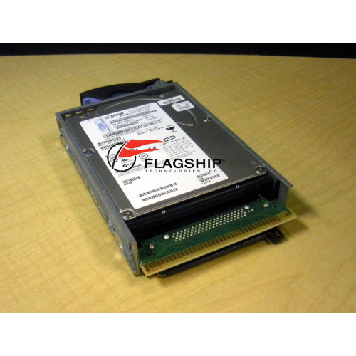 IBM 1969-91XX 146.8GB 10K RPM 80-PIN SCSI Hard Drive VIA FLAGSHIP TECH