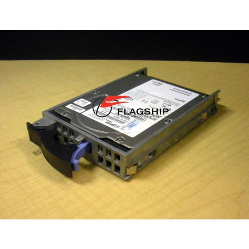 IBM 1969-91XX 146.8GB 10K RPM 80-PIN SCSI Hard Drive VIA FLAGSHIP TECH