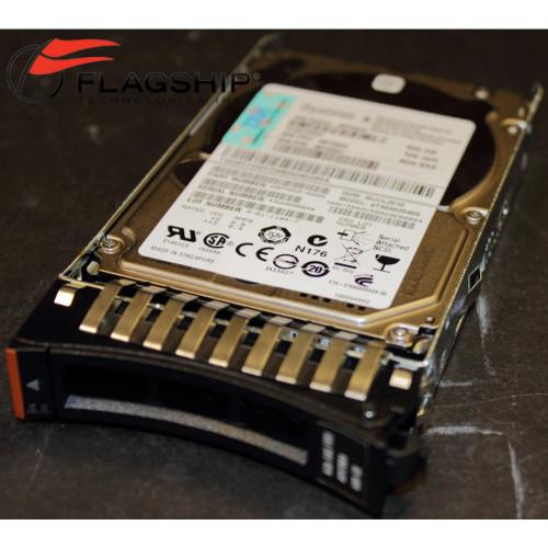 IBM 42D0632 42D0633 42D0634 5537 146GB 10K 6G SAS SFF Hard Drive