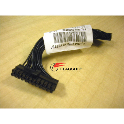 "IBM 39M6759 41Y8778 3.5"" Hard Disk Drive Power Cable xSeries x3650 x3655"
