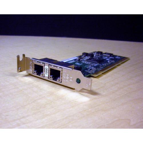 IBM 1990-91XX DUAL PORT ETHERNET LOW PROFILE VIA FLAGSHIP TECH VIA FLAGSHIP TECH