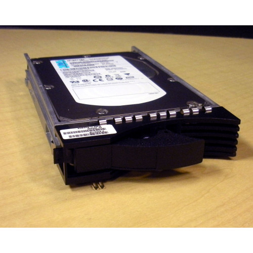 IBM 03N6347 73.4GB 15K SCSI Hard Drive Disk 1971-91 via Flagship Tech