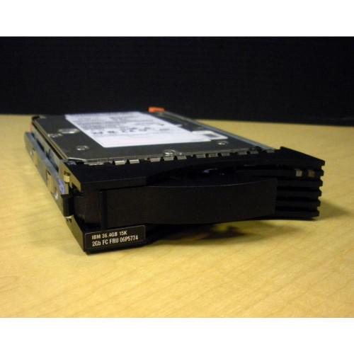 IBM 06P5774 36.4GB 15K FC Hard Drive 5212 via Flagship Tech