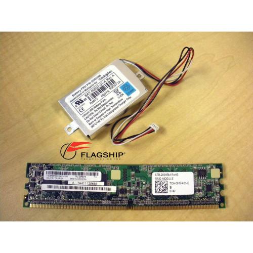 IBM 25R8064 ServeRAID-8k SAS 256MB Controller ATB-200 25R8076 w/ Battery 23R8088