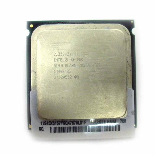 IBM 43X5157 Xeon X5140 2.33GHz 4MB DC Processor SLABN
