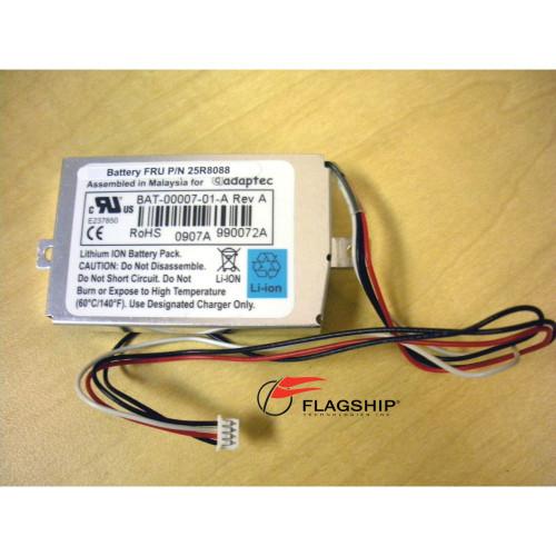 IBM 25R8088 Battery Pack for ServeRAID-8k SAS Li-ion