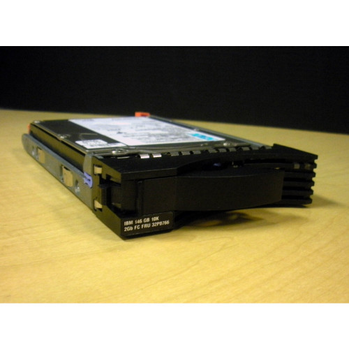IBM 32P0766 146.8GB 10K RPM FC-AL Hard Drive VIA FLAGSHIP TECH