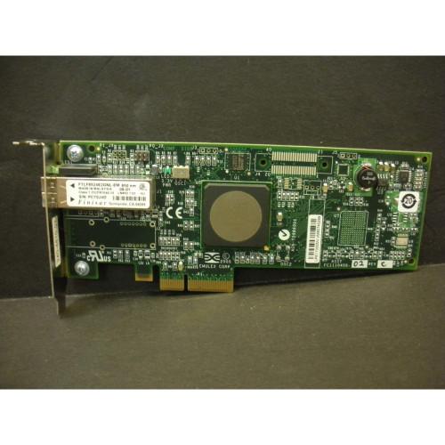 Sun SG-XPCIE1FC-EM4 375-3396 PCI-E 4Gb Single Port Fibre Channel Adapter