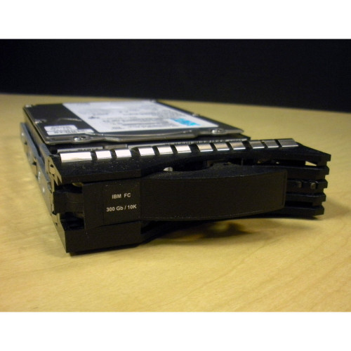 IBM 22R5944 300GB 10K FC-AL HARD DRIVE DISK 23R0439, 5223-1812, 39M4594, 39M4597 VIA FLAGSHIP TECH
