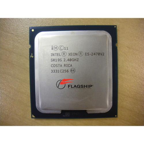 Intel Xeon SR19S E5-2470v2 2.4GHz/25MB 10-Core Processor