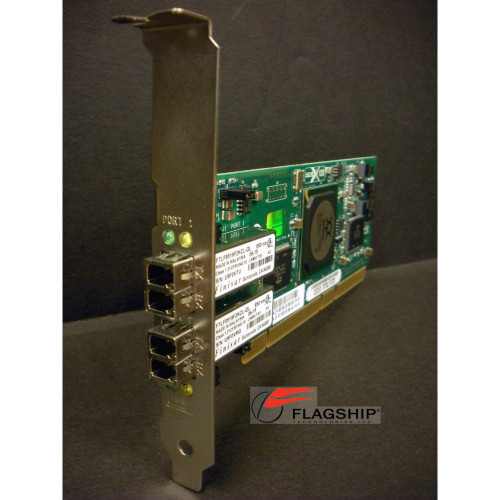 Sun 375-3363 SG-XPCI2FC-QF2 PCI-X 2Gb Dual Port Fibre Channel HBA RoHS