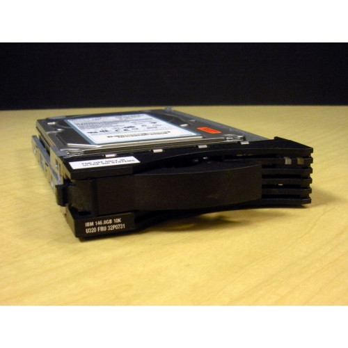 IBM 24P3714 146GB 10K ULTRA320 SCSI HOT-SWAP Hard Drive VIA FLAGSHIP TECH