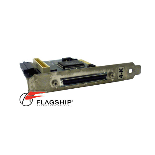 IBM 6206-701X F/W ULTRA SCSI ADAPTER 4-K 93H3805 93H3809 VIA FLAGSHIP TECH